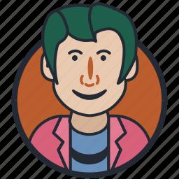 avatar, avatar people, male, profile icon