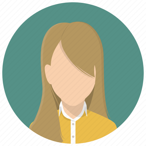 account, business woman, girl, manager, profile, user, woman icon