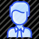 asian, avatar, business, man, suit, user