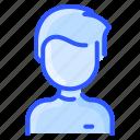asian, avatar, man, sweater, user