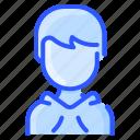 asian, avatar, hoodie, man, user