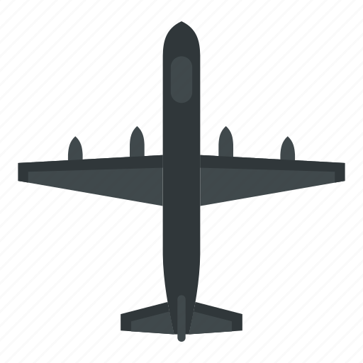air, aircraft, aviation, fighter, large, missiles, plane icon