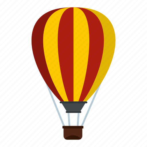 adventure, balloon, flight, hot, transport, transportation, travel icon
