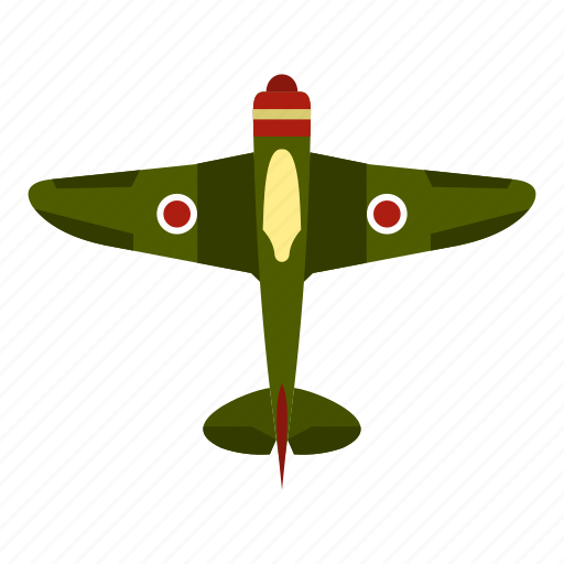 air, aircraft, army, aviation, fighter, plane, transport icon