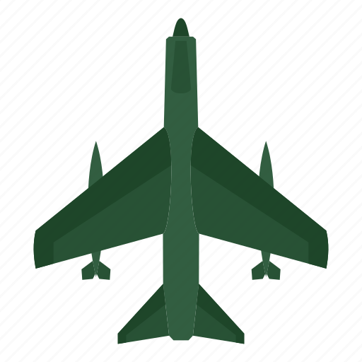 Air, aircraft, aviation, fighter, missiles, plane, transport icon - Download on Iconfinder