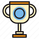 prize, trophy, win, winner icon