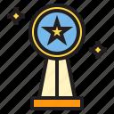 trophy, prize, win, winner