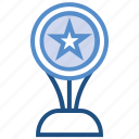 award, badge, prize, reward, star, trophy, win