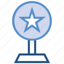 award, badge, medal, prize, reward, star, win