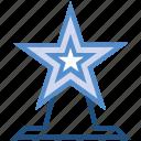 award, badge, prize, reward, star, trophy, win