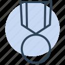 medal, prize, badge, award