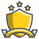 award, protect, safety, secure, shield icon
