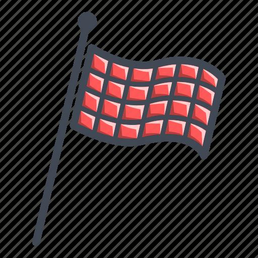 flag, race flag, racing, racing flag, sports icon