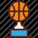 winner, award, trophy, ball, prize