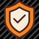 award, shield, security, warranty