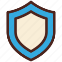 protection, award, shield, security