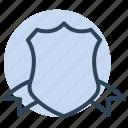 shield, badge, award, prize, medal