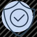 shield, warranty, award, security