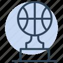 trophy, winner, prize, award, ball