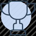 achievement, winner, award, prize, trophy