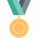 achievement, award, badge, medal, prize, reward, trophy icon