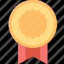 medal, achievement, award, badge, prize, reward, trophy