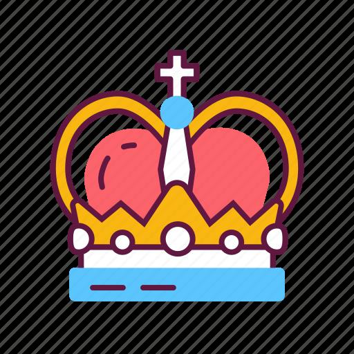 achievement, award, champion, crown, success, victory, winner icon
