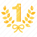 award, best, first, gold, prize, rank, winner icon