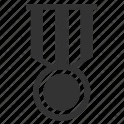 achievement, award, badge, medal, prize, reward, trophy icon