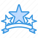 badge, award, winner, achievement, success, star, ribbon