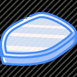 award, isometric, sheild icon