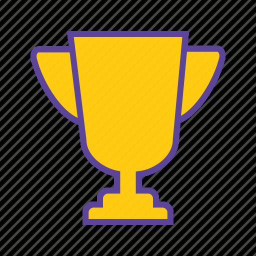 acheivement, award, prize, sheild, winning cup icon