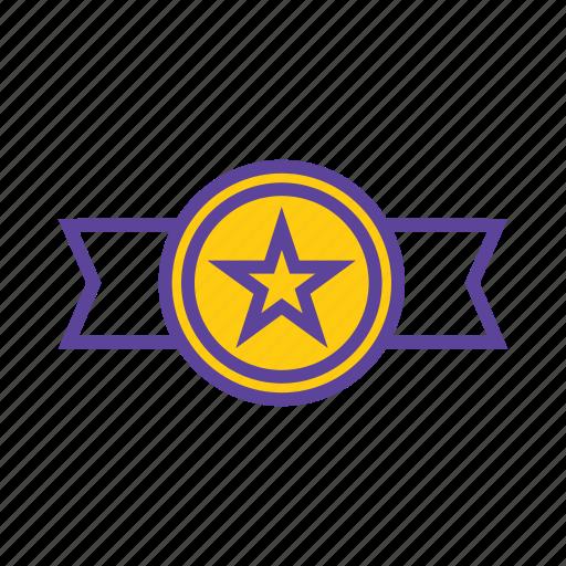 acheivement, award, member, sheild, winner, winner badge icon