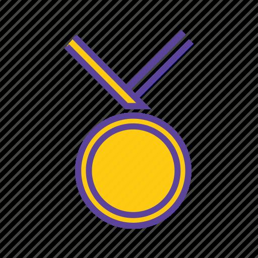 acheivement, award, member, ribbon, winner, winner badge icon
