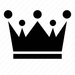 best, crown, king, prize, queen, trophy, winner icon