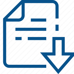 business, document, save icon