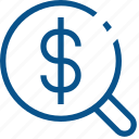 business, dollar, finance, idea, money icon