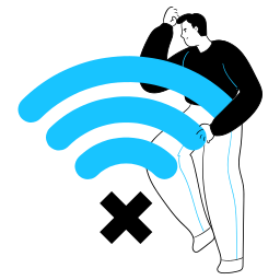 communication, wireless, connect, wifi, internet, no, disconnect, lost, connection