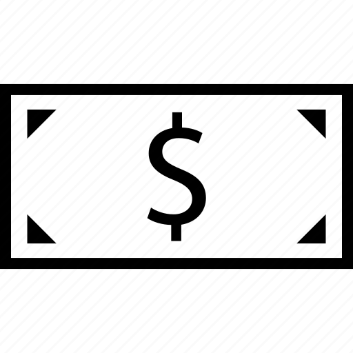 dollar, pay, sign icon