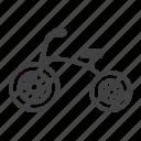 baby, bicycle, bike, toy, transport, tricycle, vintage