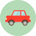 car, kid, toy, transportation icon