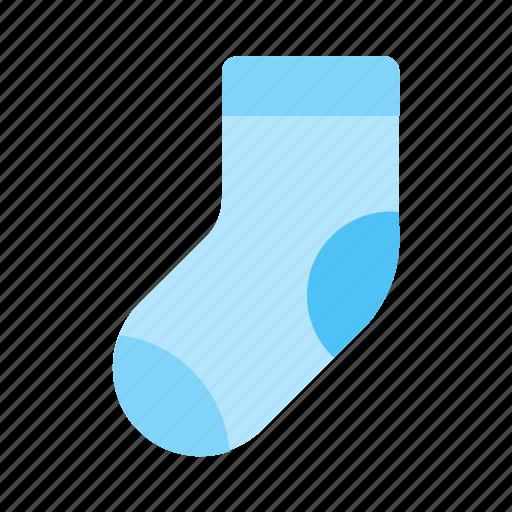 baby, child, children, clothes, mini, newborn, sock icon