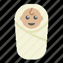 baby, birth, childhood, cute, kid, medical, newborn icon
