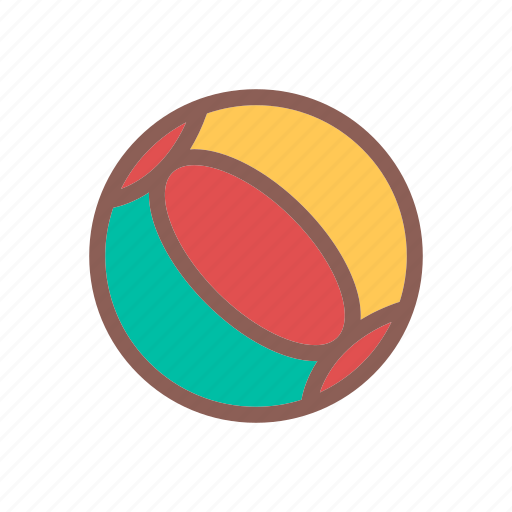 baby, ball, child, education, game, kid, toy icon