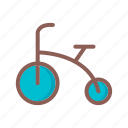 baby, bike, child, game, kid, toy icon