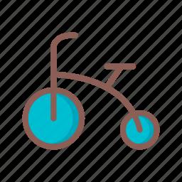 baby, bike, child, game, kid, toy icon
