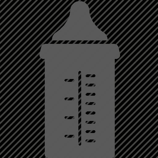 baby bottle, bottle, feeding bottle, infant icon
