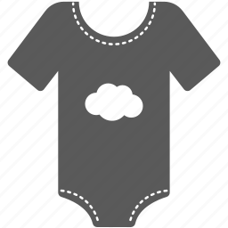 baby clothes, child, clothes, infant, new born icon