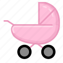 baby, baby car, child, children, kid, kides icon