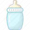 baby, baby bottle, bottle, child, children, kid, milk icon